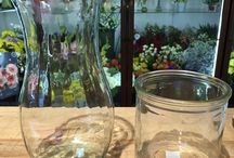 Vases / Different vases that are great for centerpieces and other at your wedding