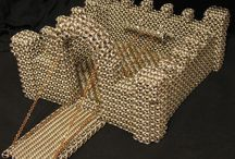 Chain maille sculpture / by Tessa Davis