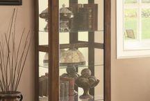 Furniture - Curio Cabinets