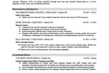 Resume Samples ResumeS On