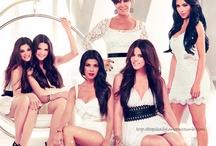 Kardashian Family / by Sheri Sisler-Moneymaker