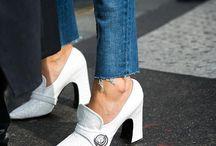 The Art of Block Heels
