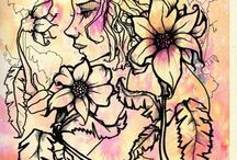 Brandon boyd lines and colors