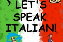 Italian Lesson and Conversation / by Federica Fede
