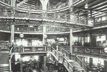 Tempel der Kauflust / Kaufhäuser und Modesalons