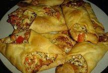 μεζέδες πίτες