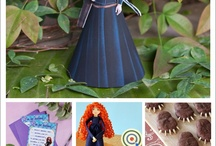 Brave birthday party ideas / by Amber Dickson