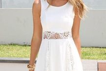 Cute Summer Clothes / Getting excited for Spring/Summer
