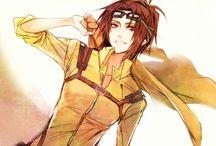 Hanji Zoe - Shingeki no Kyojin / Attack on Titan