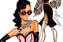 Rip The Runway / FASHION,STYLE,& ICONS / by Atia Austin