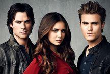 Vampire Diaries / My all time favourite vampire series!