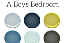 Boy's room-ideas / Ideas for 4 and 2 years old boys room.