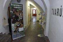 Cukrárna Olomouc / Cukrárna se nachází v historickém centru města nedaleko Horního náměstí. Nabízí příjemné prostředí a posezení i na letní zahrádce.