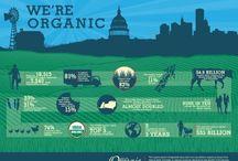 Organic Infographics / #infographics