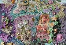Crazy Quilting / by Janet McNamara Houck