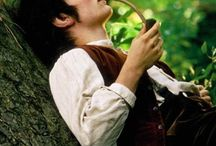 CH: Frodo Baggins.