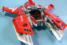 Lego astronavi