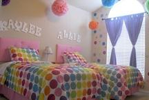 kids room ideas / by Dianna Potter Wheeler