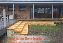 Sandstone Flooring / Australian stone supplier  www.aussietecture.com.au