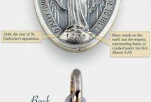 Catholic Medals