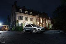 Porsche Macan / The Porsche Macan at Porsche of Rochester in Rochester, NY