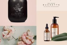 Beauty branding / Fab examples of beauty branding done right.