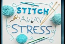 Crochet Health / All things related to how crochet heals, the health benefits of crafting and the ways needlework helps with mental and physical issues.