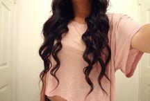 Curls, Braids & more