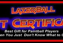 Paintball Gift Cards