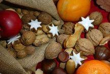 Weihnachten - Christmas Time / Deko und Rezepte und Gedichte zu Weihnachten, Advent und Nikolaus