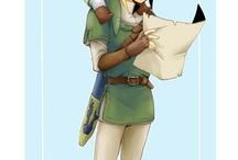 The Legend of Zelda :>