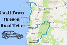 Oregon Road Trips