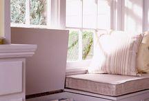 Window benches