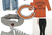 Chicago bears baby! / by Jennifer Kasting Powell