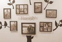 saving and building memories (Scrapbooking, journaling, pictures...)