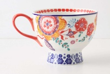 Pretty Dishes and such / by Amy Woods Watercolors