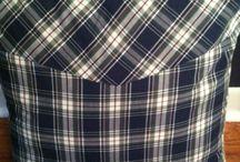 cushion from shirts