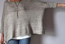 Knitting women projects