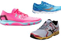 The Best Sneakers for Summer 2014 / It's hard work, but we put these 25 shoes through the paces on trails, treadmills and training floors to find the ones that would crush the competition in each of their categories. Let's get sweaty!