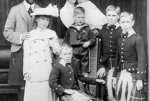 Royal family history