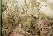 Watteau Scenes
