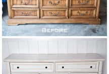 Refinishing/sewing Ideas / by Kate Camarda