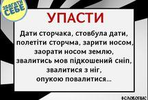 українські вислови