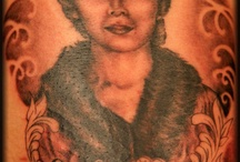 Portrait tattoos / From episode 107 of Ink Master / by SPIKE Ink Master