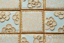 Wedding Cookie Inspiration / For Trai & Duncan xxx