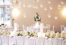 esküvő terites