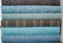 Tartan & plaids for weaving