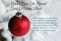 Raising $100,000 for Angel Tree. / This is a worthy cause in keeping with the theme of The Special Guest book. Each book purchased will help meet the $100,000 goal between now and Christmas. Help us raise this amount for Angel Tree. www.thespecialguestchristmasbook.com