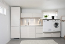 Utility room/laundry / Inspiration for redecorating the laundry room.
