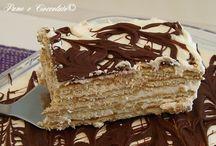 Torte e desserts